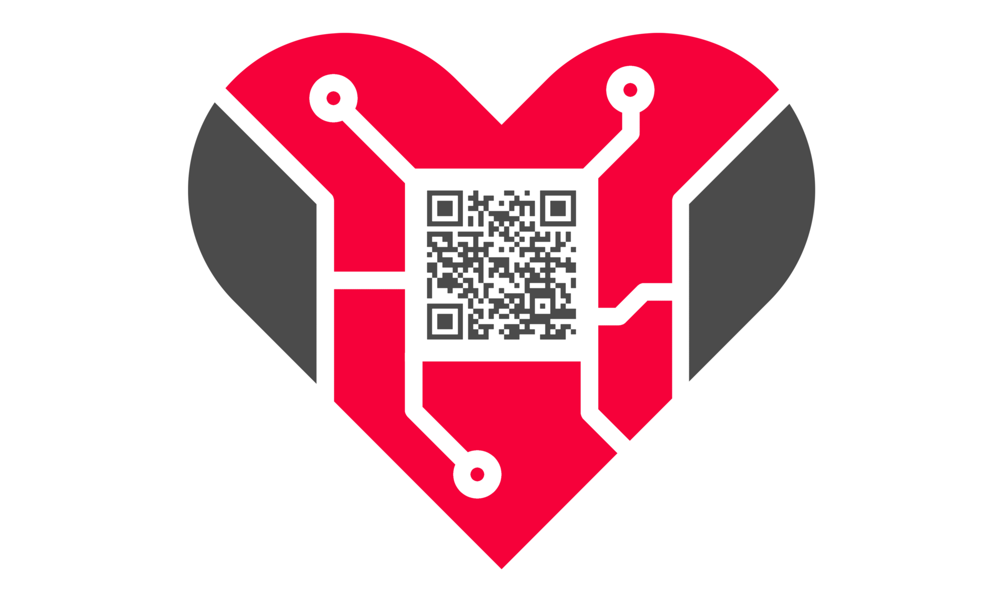 QR Heart