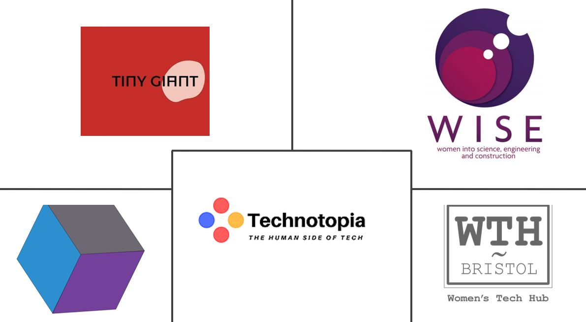 Bristol Tech Fair logos